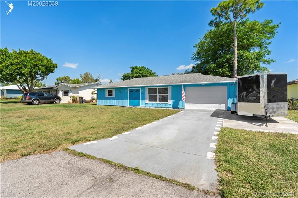 953 NW 12th Terrace NW, Stuart, FL 34994 - #: M20028539