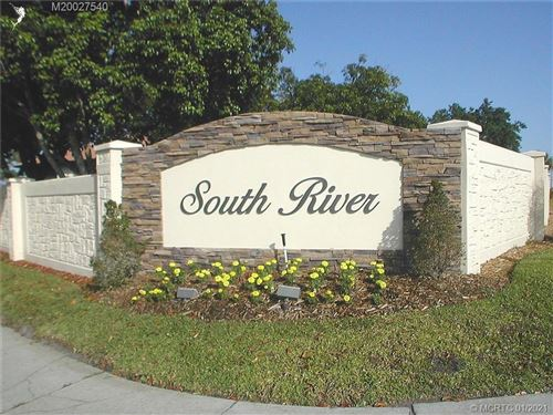 Photo of 390 SW South River Drive #206, Stuart, FL 34997 (MLS # M20027540)