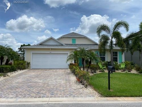 Photo of 528 SW Sun Circle, Palm City, FL 34990 (MLS # M20024541)