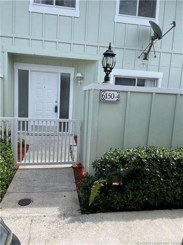 Photo of 6150 Riverwalk Lane #4, Jupiter, FL 33458 (MLS # M20031541)