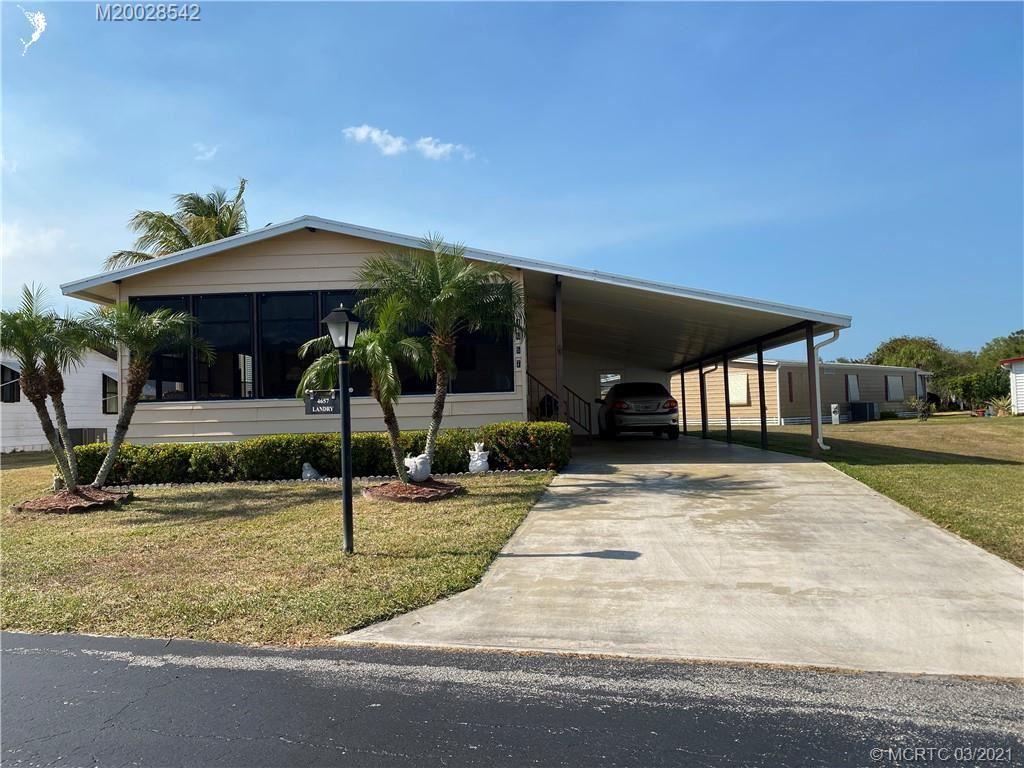 4657 SE Balsawood Terrace, Stuart, FL 34997 - #: M20028542