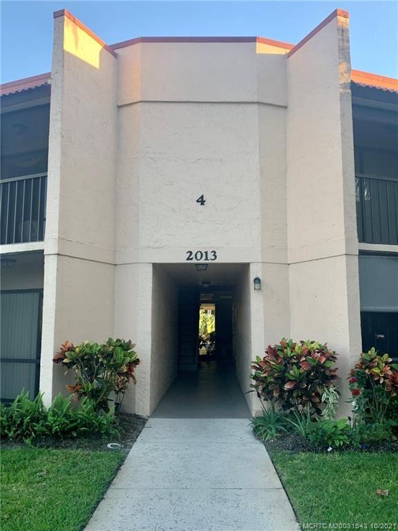 2013 NE Collins Circle #4-90, Jensen Beach, FL 34957 - #: M20031543