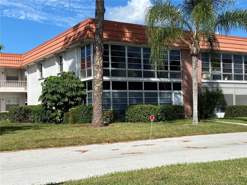 Photo of 2600 SE Ocean Boulevard #X6, Stuart, FL 34996 (MLS # M20031547)