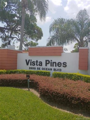 Photo of 2600 SE Ocean Boulevard #AA-9, Stuart, FL 34996 (MLS # M20024550)
