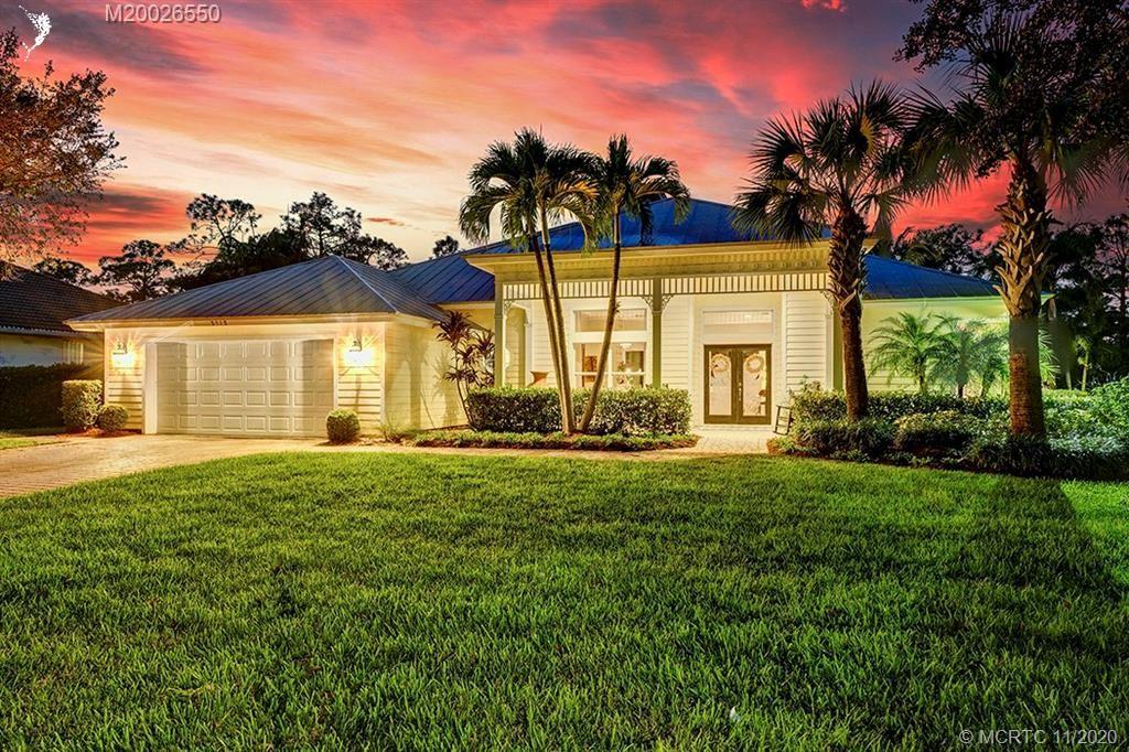 8518 SW Sea Captain Drive, Stuart, FL 34997 - #: M20026550