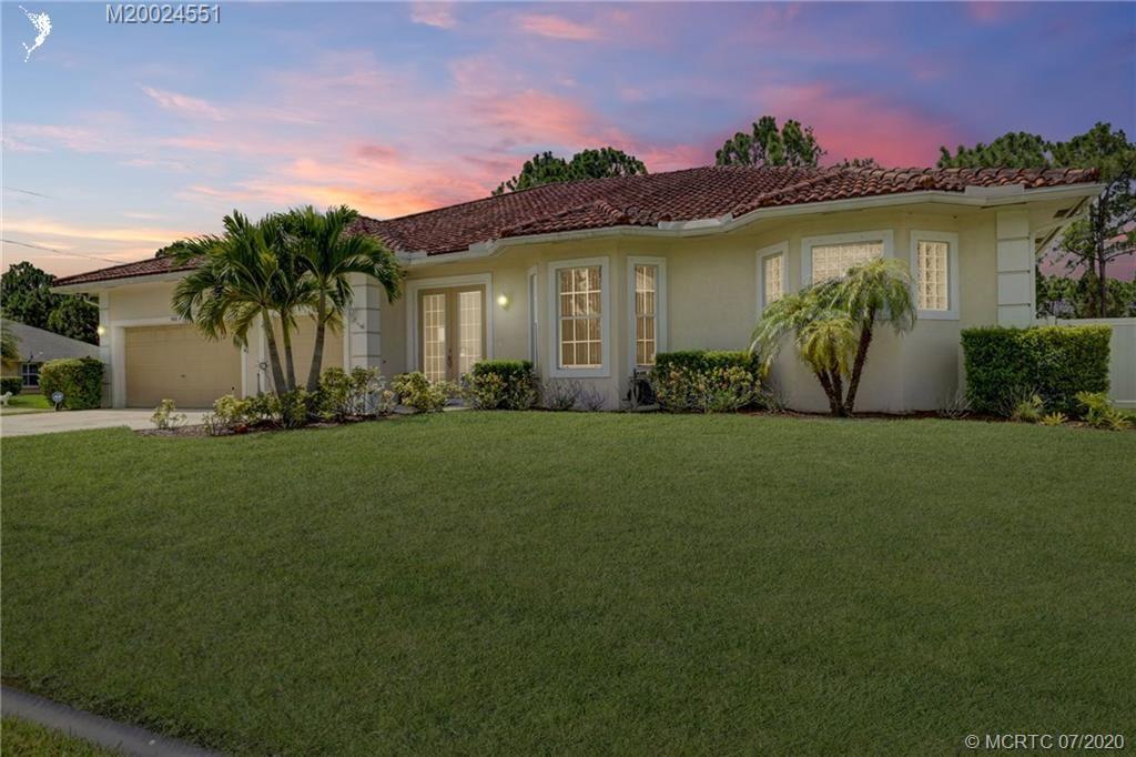 5910 NW Culebra Avenue, Port Saint Lucie, FL 34986 - #: M20024551