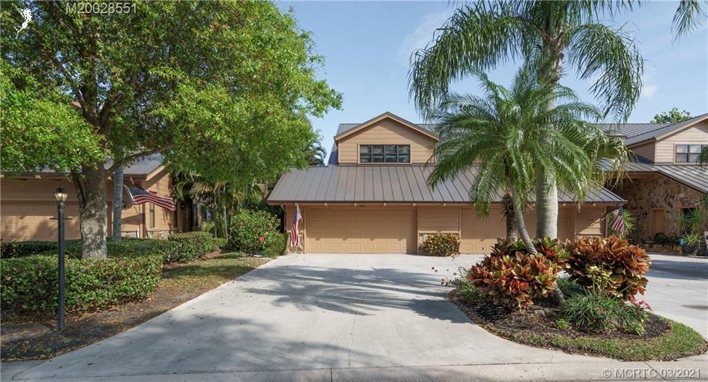 Photo of 148 SE Crestwood Circle #6-48, Stuart, FL 34997 (MLS # M20028551)