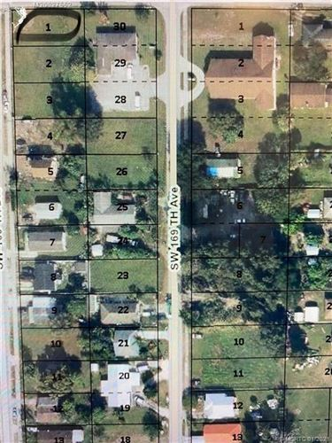 Photo of 14715 SW 169th Drive, Indiantown, FL 34956 (MLS # M20027552)