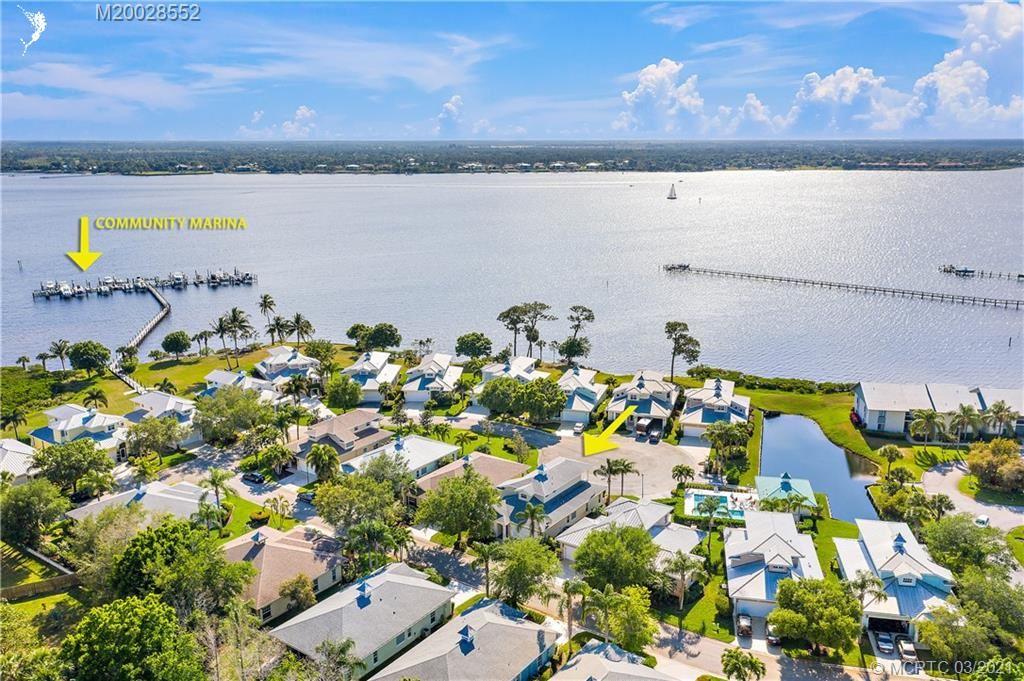 2046 NW Estuary Court, Stuart, FL 34994 - #: M20028552