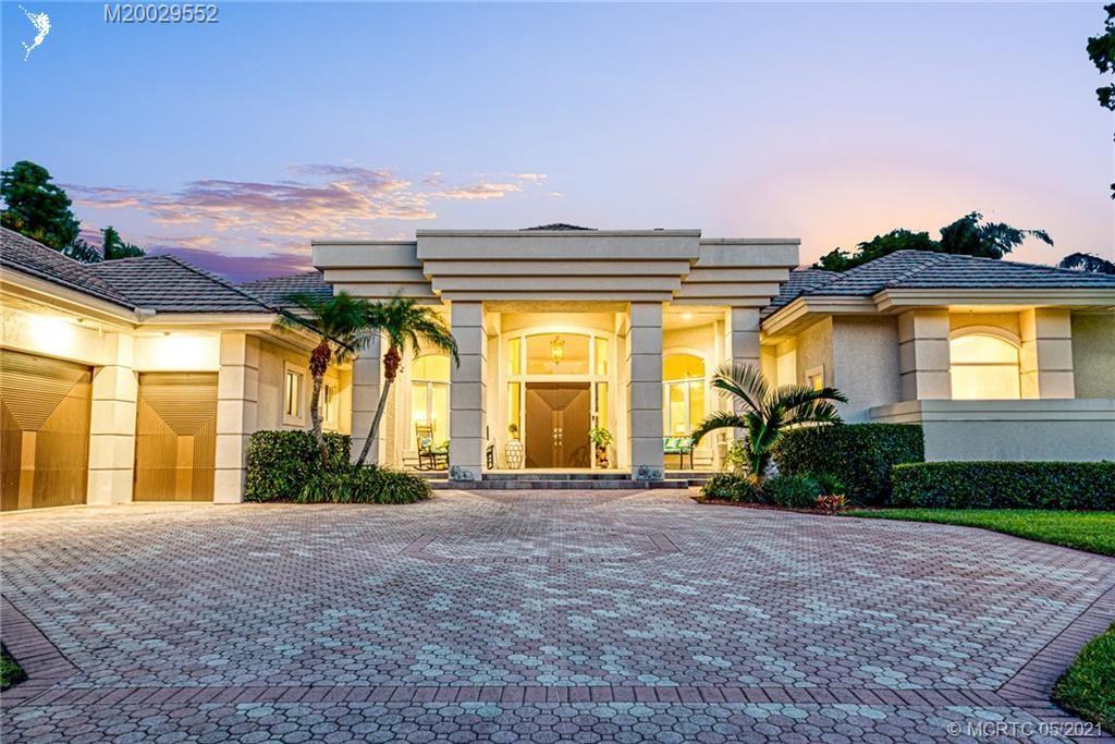 6799 SE Barrington Drive, Stuart, FL 34997 - #: M20029552