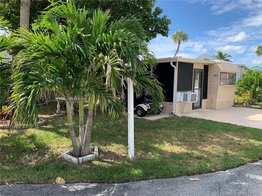 10725 S Ocean Drive #385, Jensen Beach, FL 34957 - #: M20031553