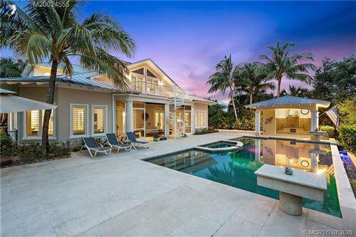Photo of 4100 NE Savannah Road, Jensen Beach, FL 34957 (MLS # M20024555)