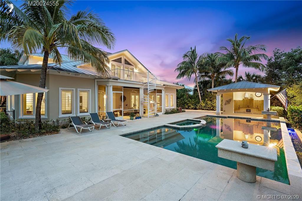 4100 NE Savannah Road, Jensen Beach, FL 34957 - #: M20024555