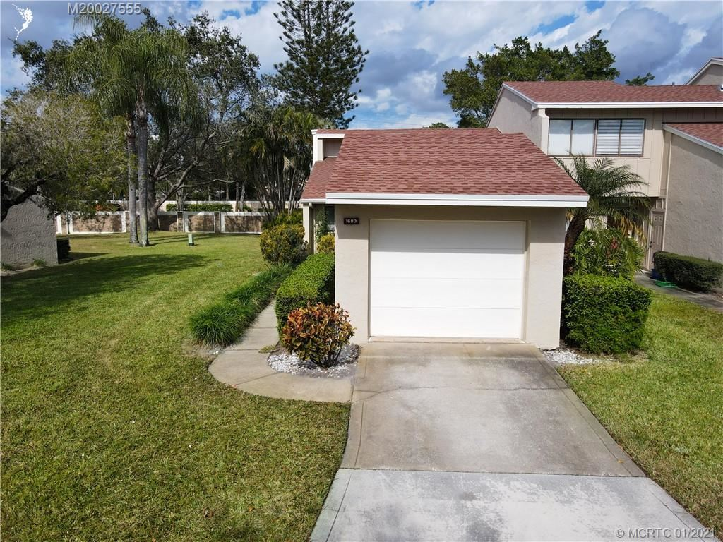 1683 SW Crossing Circle, Palm City, FL 34990 - #: M20027555