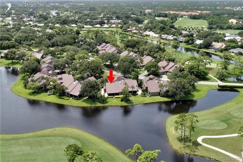 Photo of 5031 SE Brandywine Way #4, Stuart, FL 34997 (MLS # M20024557)