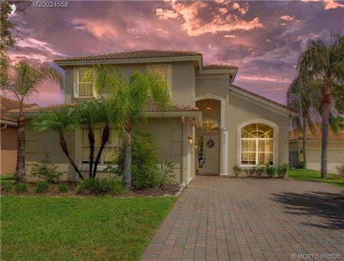 Photo of 2160 NW Marsh Rabbit Lane, Jensen Beach, FL 34957 (MLS # M20024558)