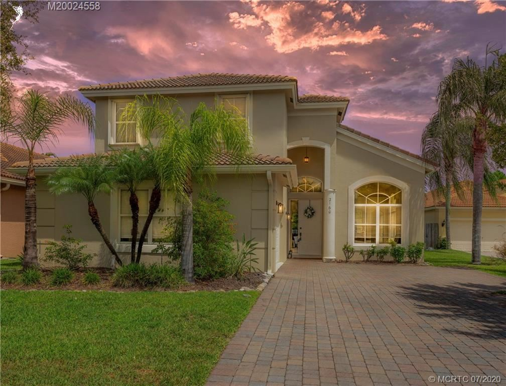 2160 NW Marsh Rabbit Lane, Jensen Beach, FL 34957 - #: M20024558