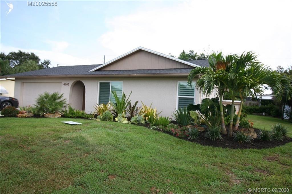 4265 NE Hyline Drive, Jensen Beach, FL 34957 - #: M20025558