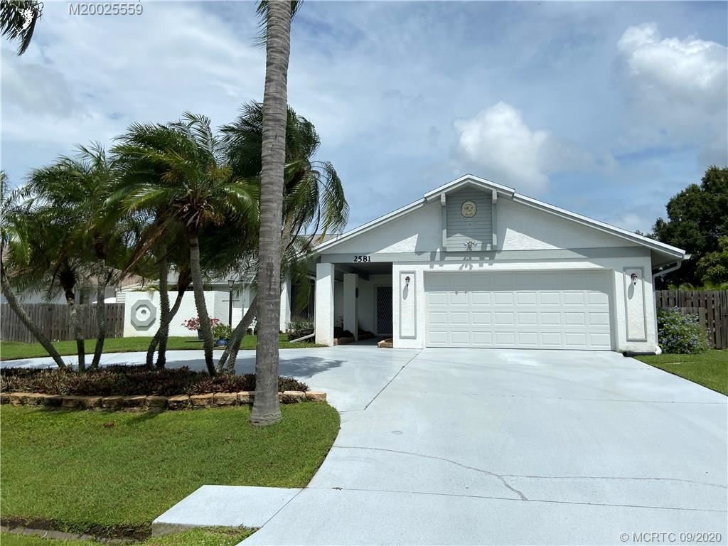 2581 SE Caladium Avenue, Port Saint Lucie, FL 34952 - #: M20025559