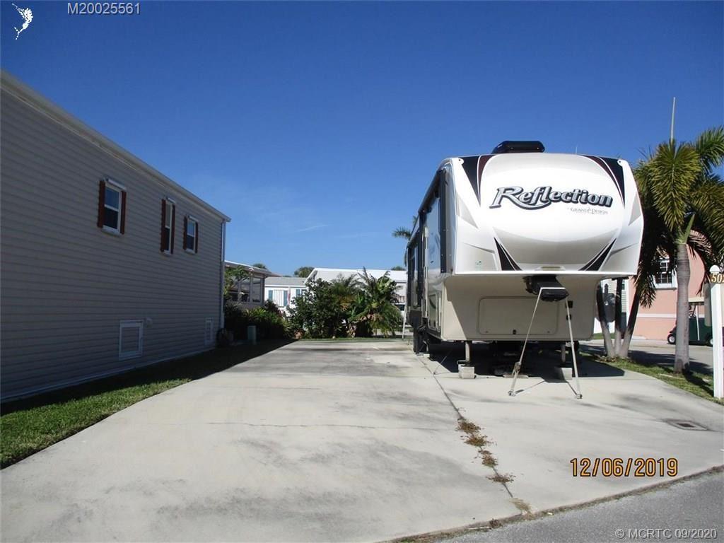 502 Nettles Boulevard, Jensen Beach, FL 34957 - #: M20025561