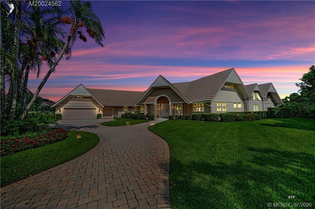 6480 SE Mariner Sands Drive, Stuart, FL 34997 - MLS#: M20024562