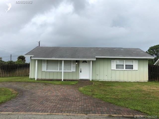 1063 NE Crown Terrace, Jensen Beach, FL 34957 - #: M20025562