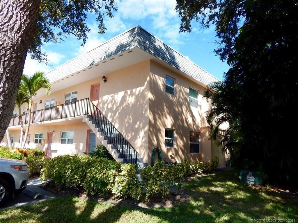 Photo of 2950 SE Ocean Boulevard #54-6, Stuart, FL 34996 (MLS # M20031562)
