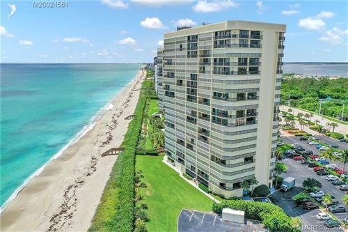 Photo of 9500 S Ocean Drive #1701, Jensen Beach, FL 34957 (MLS # M20024564)