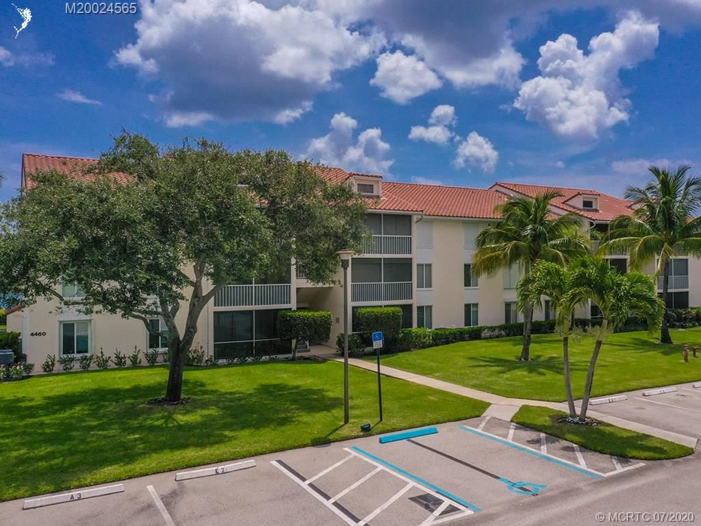 Photo of 4460 NE Ocean Boulevard #H1, Jensen Beach, FL 34957 (MLS # M20024565)