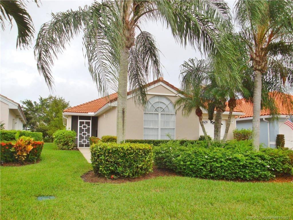 2907 SW Shinnecock Hills Court, Palm City, FL 34990 - #: M20031569