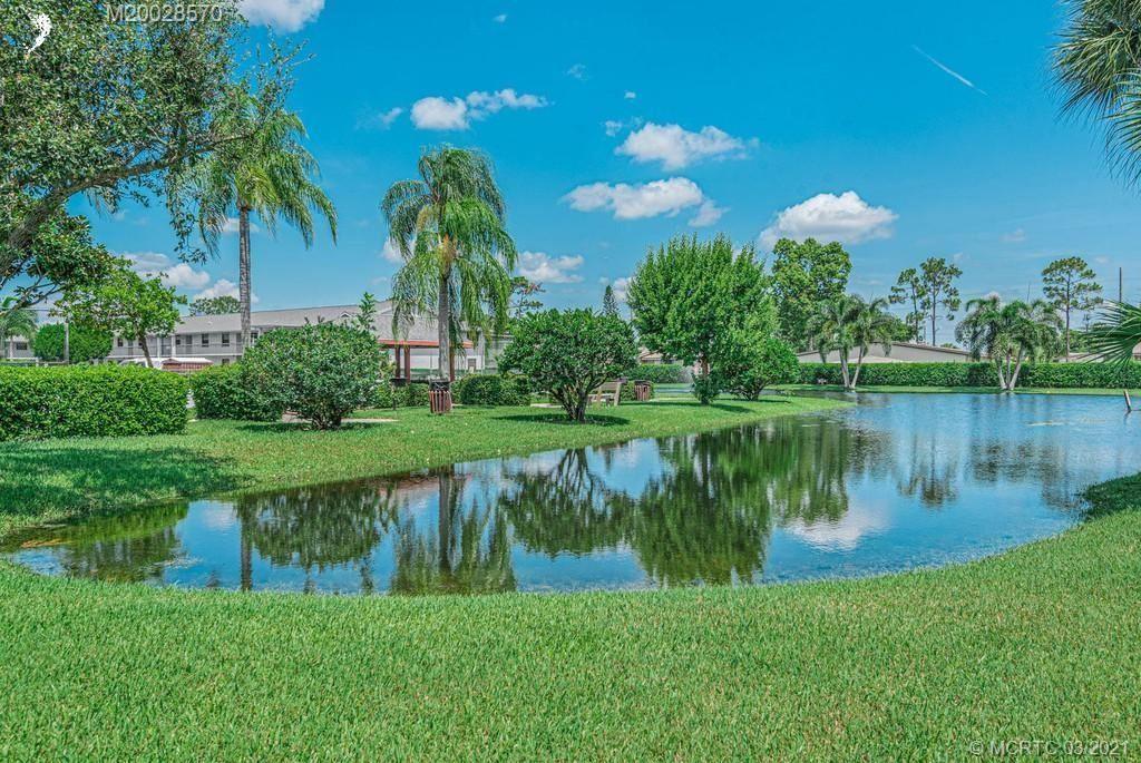 1230 SE Parkview Place #D3, Stuart, FL 34994 - #: M20028570