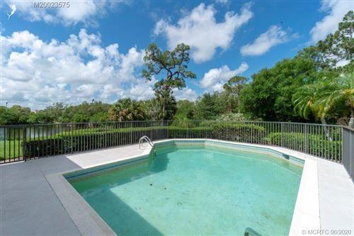 Photo of 12326 Harbour Ridge Boulevard, Palm City, FL 34990 (MLS # M20023575)