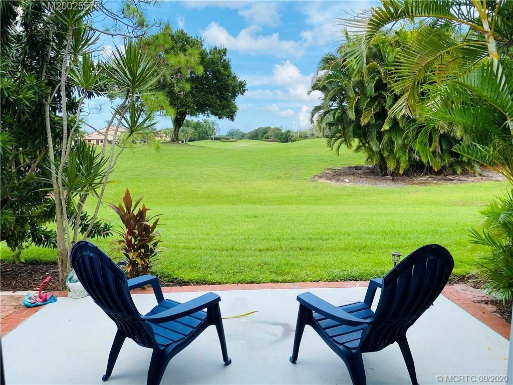2894 SW Westlake Circle, Palm City, FL 34990 - #: M20025576