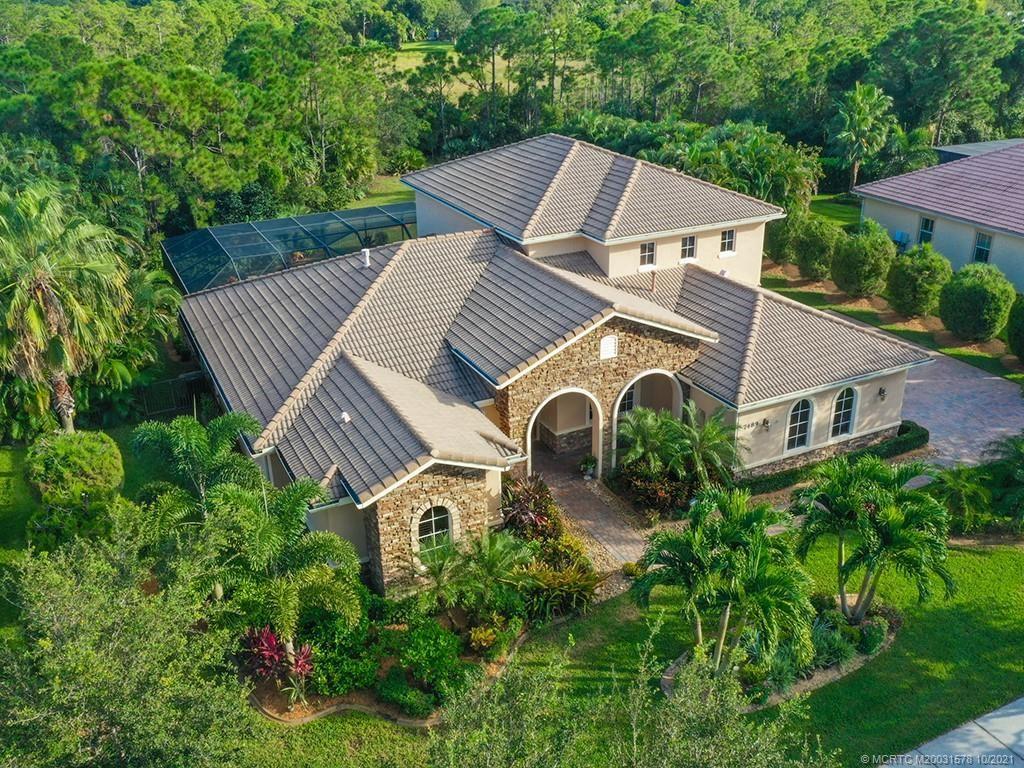 Photo of 7489 SE Belle Maison Drive, Stuart, FL 34997 (MLS # M20031578)
