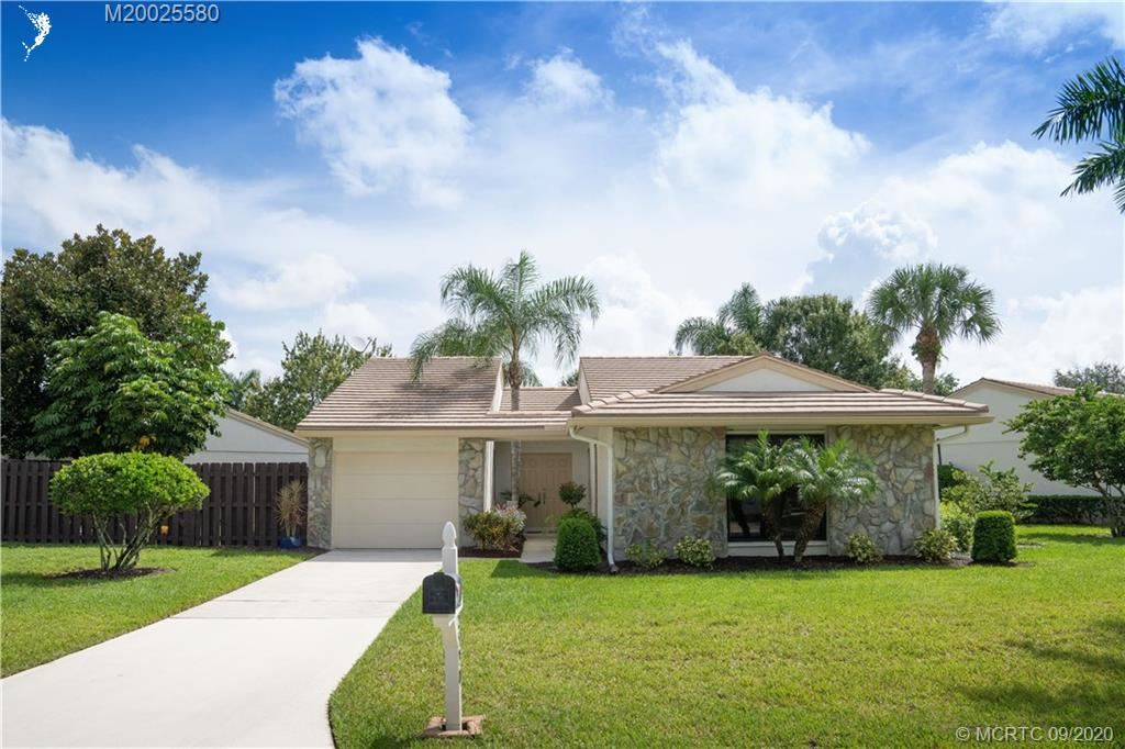 2590 SW Egret Pond Circle, Palm City, FL 34990 - #: M20025580