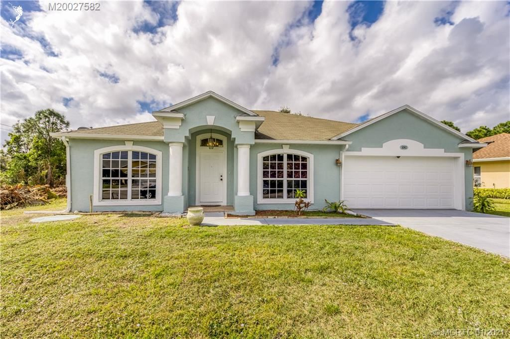 5382 NW Akbar Terrace, Port Saint Lucie, FL 34986 - MLS#: M20027582