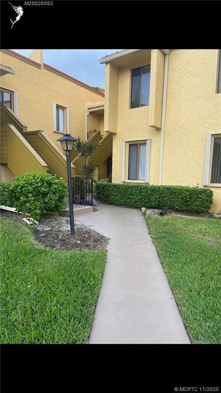 5313 SE Miles Grant Road #K 107, Stuart, FL 34997 - MLS#: M20026583