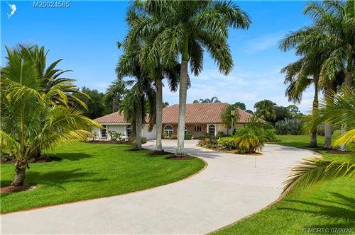 Photo of 5272 SW Bimini Circle N, Palm City, FL 34990 (MLS # M20024585)