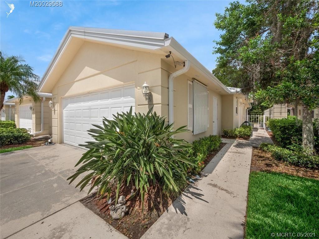 1623 SW Waterfall Boulevard, Palm City, FL 34990 - MLS#: M20029588