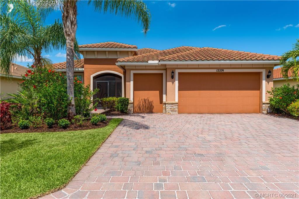 12274 SW Bayberry Avenue SW, Port Saint Lucie, FL 34987 - #: M20029591