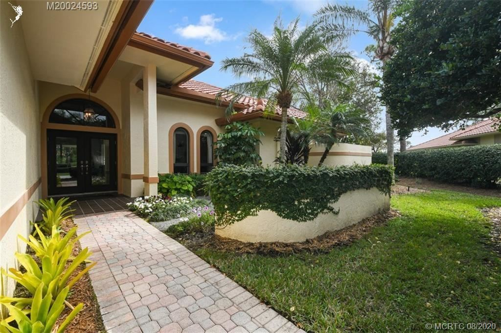 1493 SweetBay Circle, Palm City, FL 34990 - #: M20024593