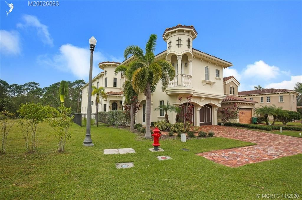 Photo of 121 SE Via Sangro, Port Saint Lucie, FL 34952 (MLS # M20026593)