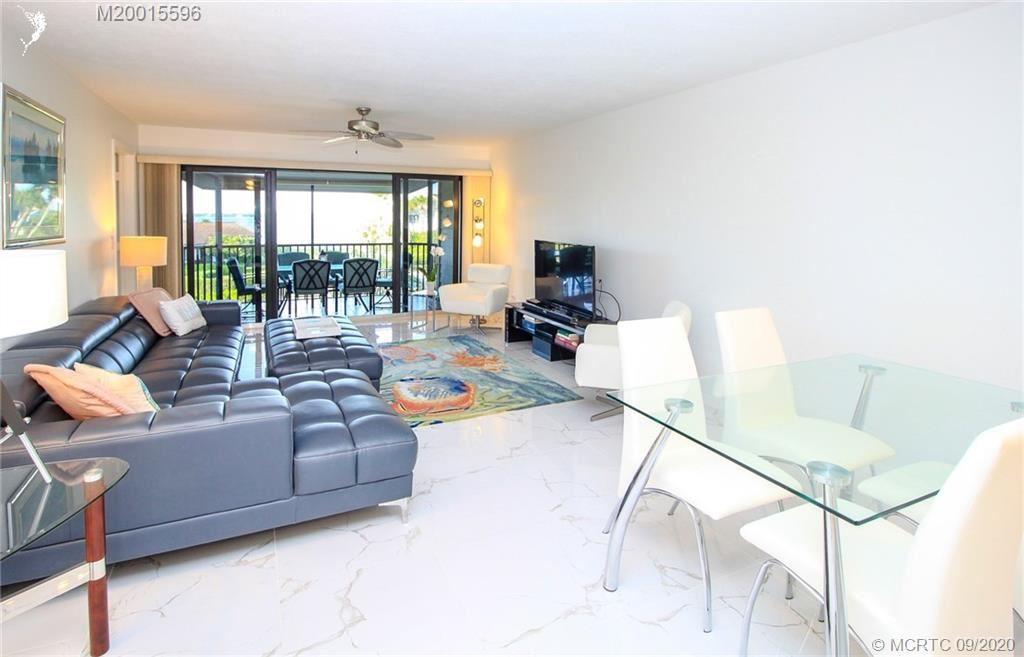 Photo of 2040 NE Ocean Boulevard #E-4, Stuart, FL 34996 (MLS # M20015596)