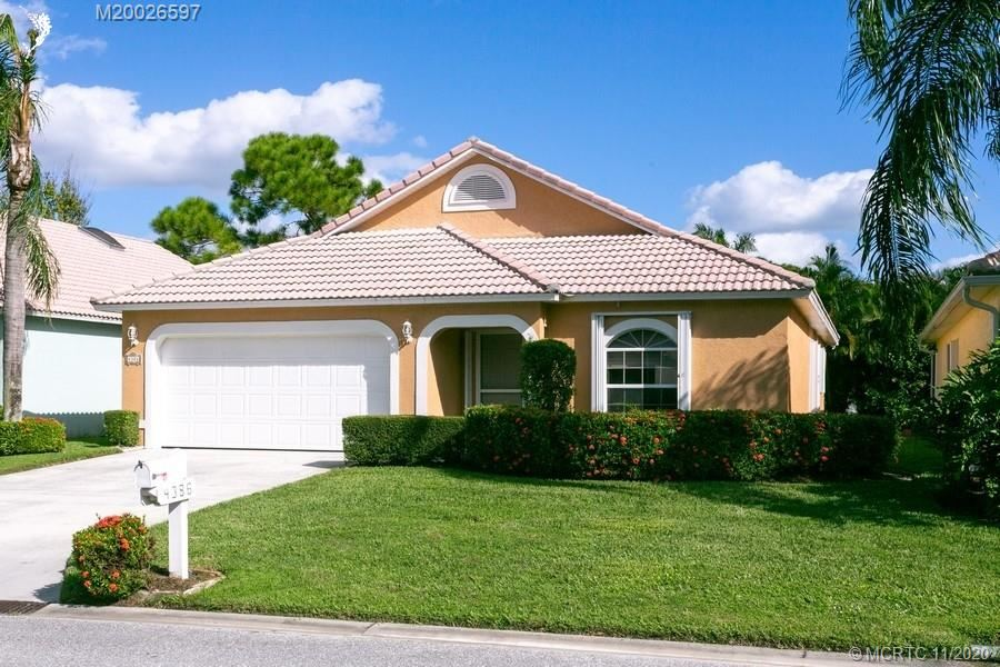 4386 SE Scotland Cay Way, Stuart, FL 34997 - #: M20026597