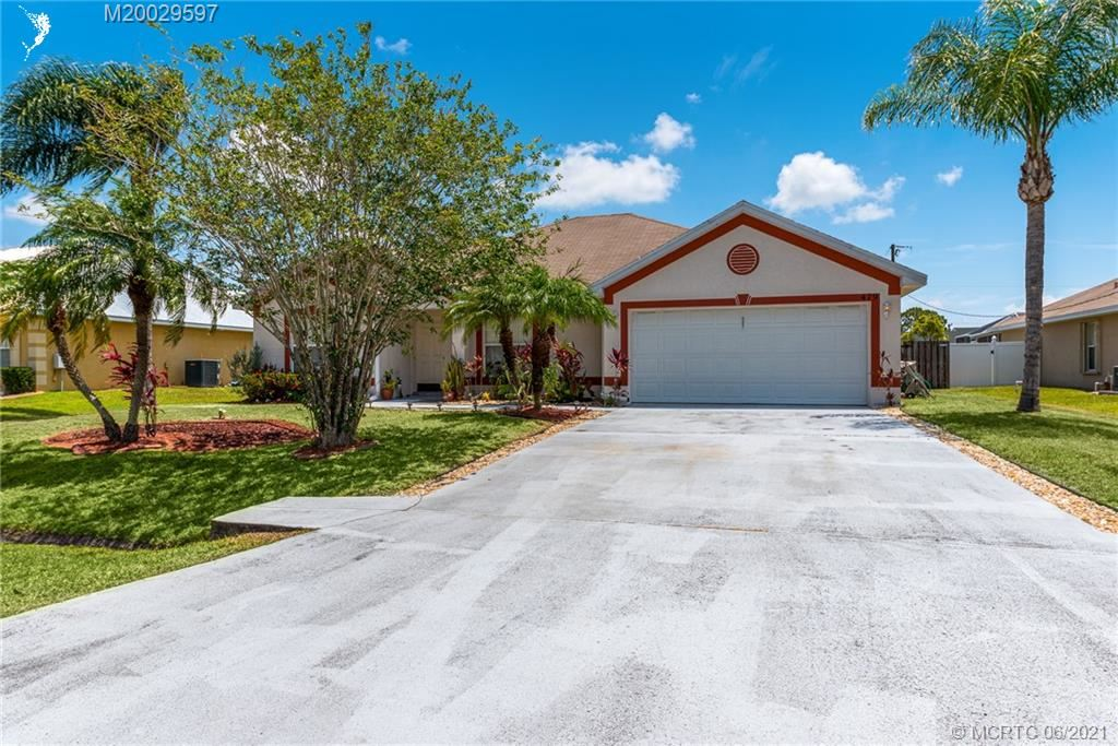 479 NW Raymond Lane, Port Saint Lucie, FL 34983 - #: M20029597