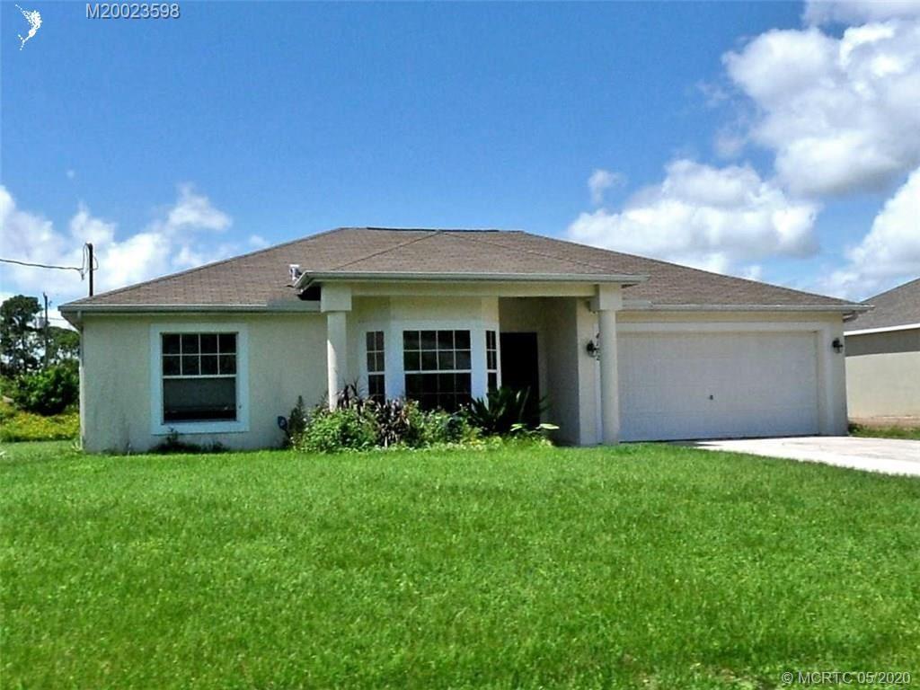 4122 SW Muncie Street, Port Saint Lucie, FL 34953 - #: M20023598