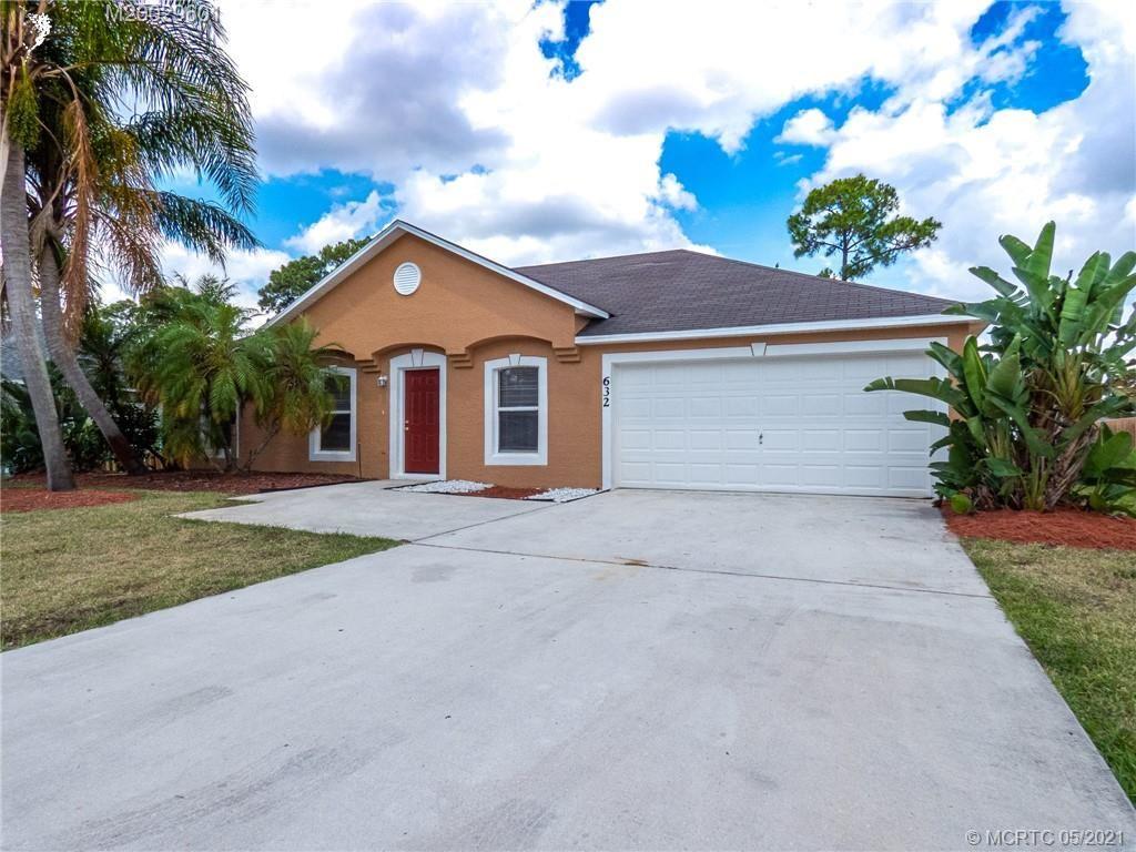 632 NW Bayshore Boulevard, Port Saint Lucie, FL 34983 - #: M20029601