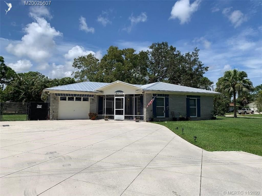 2102 SE Carnation Road, Port Saint Lucie, FL 34952 - #: M20025607