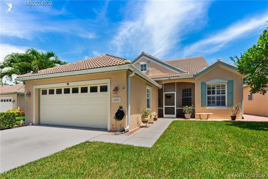6575 SE Twin Oaks Circle, Stuart, FL 34997 - #: M20024609