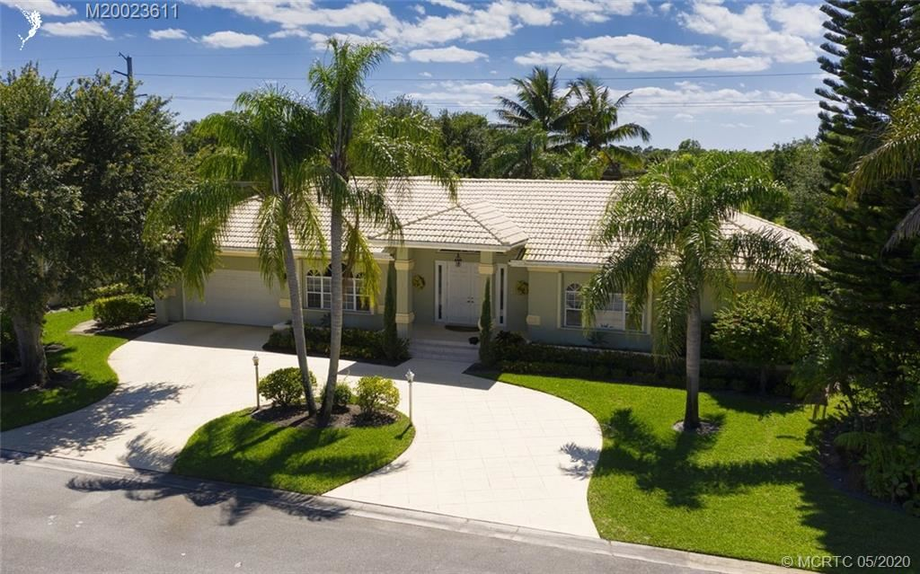 8180 SE Woodlake Lane, Hobe Sound, FL 33455 - #: M20023611